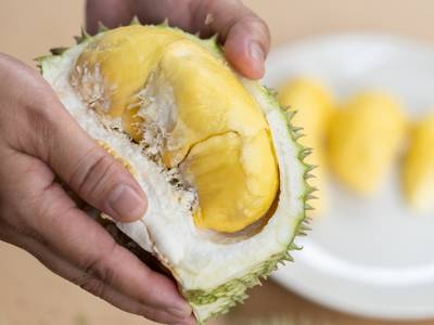 Scientists turn stinky durian waste into energy storage