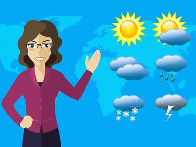 Weather reporters should mention climate change