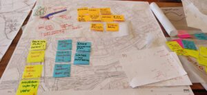 BHL Workshop to define 10-min pedestrian loops
